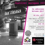 SECONDA EDIZIONE FESTIVAL EUROPEO