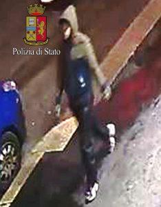 MILANO OMICIDIO AL PARCO: POLIZIA DIFFONDE IL VIDEO