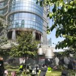 Hidden Garden Piazza Gae Aulenti