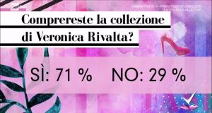 MILANO, VOLA ALTO LA STILISTA VERONICA RIVALTA