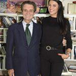 Milano, Miss Italia 2019 Carolina Stramare ospite in Regione Lombardia dal Presidente Attilio Fontana