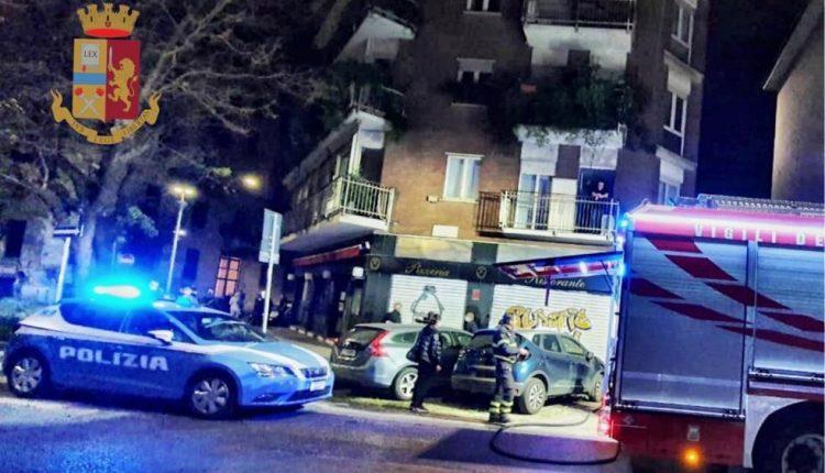 Milano, fuoco alle auto in città, preso il piromane di Città Studi 3