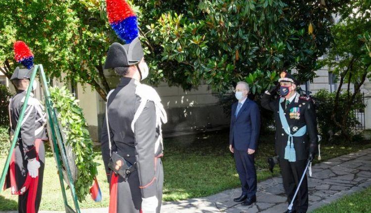 206° Annuale di Fondazione dell'Arma dei Carabinieri
