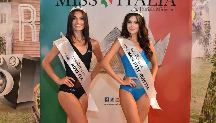 Miss Rovetta e Miss Mascotte