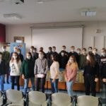 """Cremona, aula magna del Liceo """"G. Aselli"""" consegnato il Premio Gjika"""