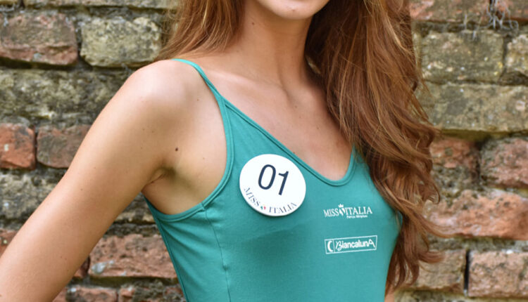 Miss Italia Lombardia è la milanese Francesca Rabbolini