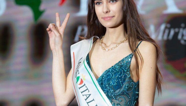 MISS ITALIA 2020 E' MARTINA SAMBUCINI DI ROMA