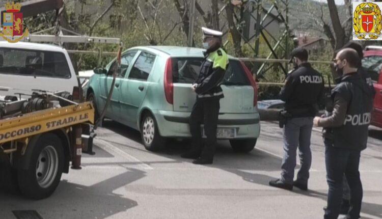 Trieste, 3 veicoli rimossi e uno scooter sequestrato, aumentano i controlli nelle zone sensibili della città