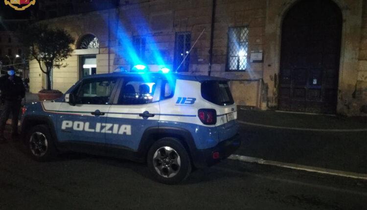 Prati, rissa tra sudamericani, 3 ragazzi arrestati dalla Polizia di Stato