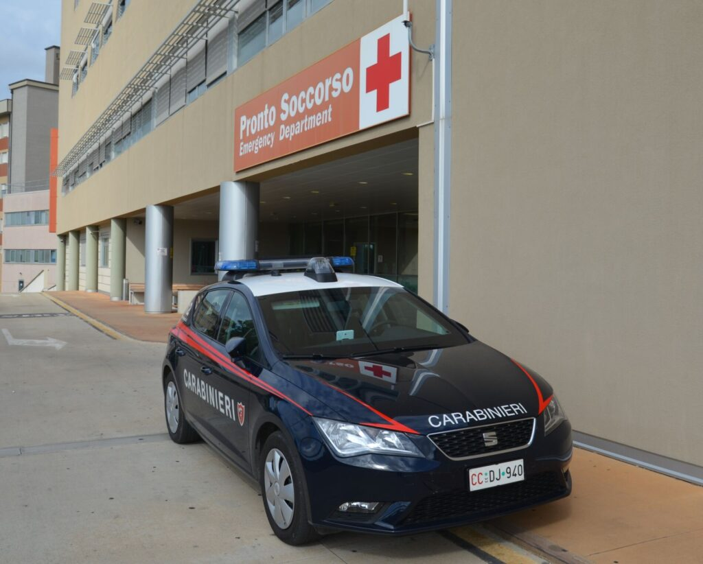 Cagliari, 29enne disoccupato ricoverato in codice rosso ...