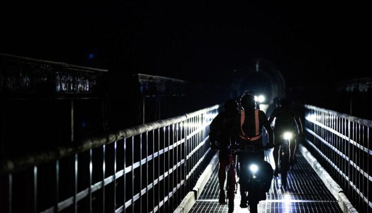 Alpe Adria, la passione per la bici non dorme mai: Bike Night, pedalata notturna di Witoor Sabato 24 luglio